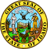 Seal of Idaho from the Clker site